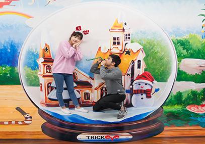 釜山_Trickeye特丽爱美术馆_特丽爱3D美术馆门票在线优惠预订-韩游网