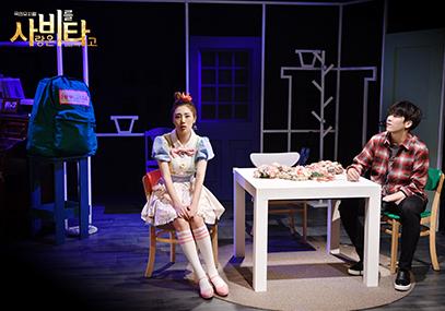 韩国【首尔】音乐剧爱在雨中演出门票在线优惠预订-韩游网