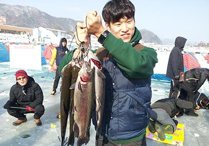 平昌鳟鱼庆典_韩国平昌鳟鱼冰钓节在线预订优惠-韩游网