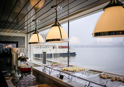 韩国首尔汉江自助餐游览船在线预订_韩游网