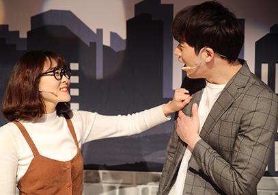 韩国【首尔】音乐剧搭讪的法则演出门票在线优惠预订-韩游网