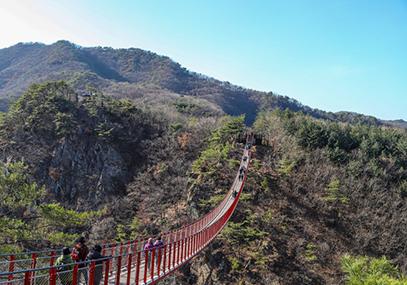韩国Heyri艺术村_绀岳山_蓝色大海的传说拍摄地一日游-韩游网