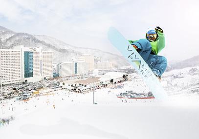 【滑雪三日游+住】江原道大明度假村VIVA滑雪庆典在线预订优惠_韩游网