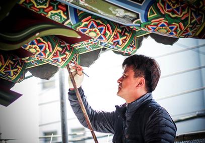首尔北村韩屋丹青手工制作在线预订_韩国手工艺品-韩游网