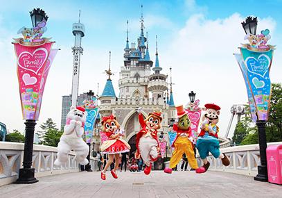 韩国乐天世界门票_LOTTE WORLD(含快速票MagicPass)在线预订_韩游网