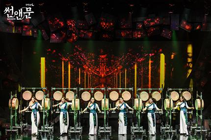 韩国【首尔】国乐秀-SUN&MOON演出门票在线优惠预订-韩游网
