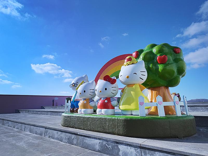 济州岛hello kitty主题公园门票在线预订优惠_hello kitty博物馆-韩游网