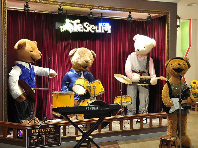 济州岛Teseum泰迪熊主题公园_泰迪熊公园_在线预订-韩游网
