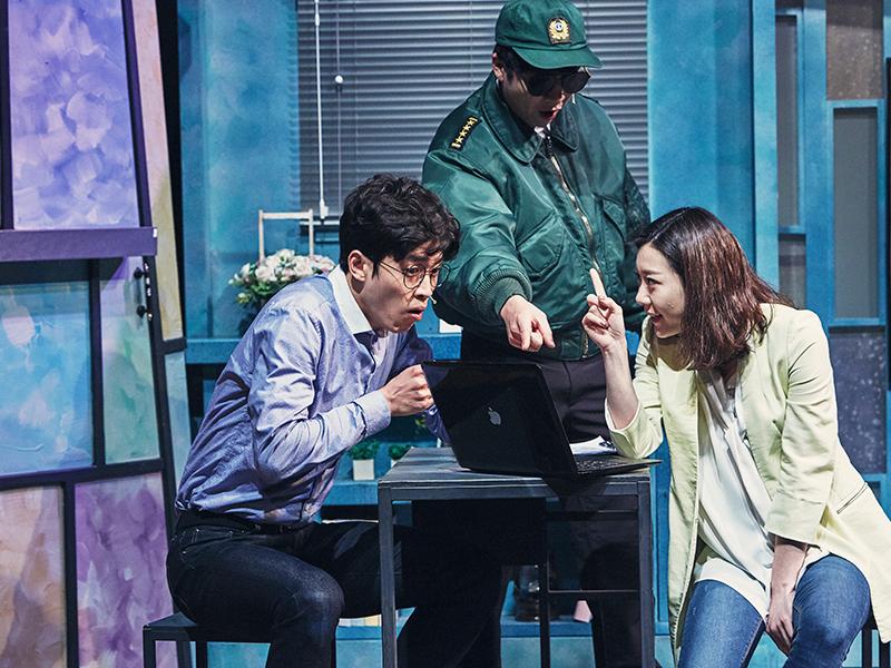 韩国【首尔】音乐剧《寻找金钟旭》演出门票在线优惠预订-韩游网
