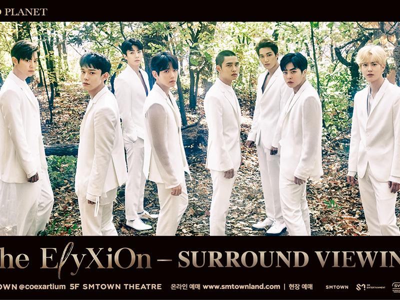 EXO PLANET #4 –The ElyXiOn全息演唱会门票在线预订优惠-韩游网