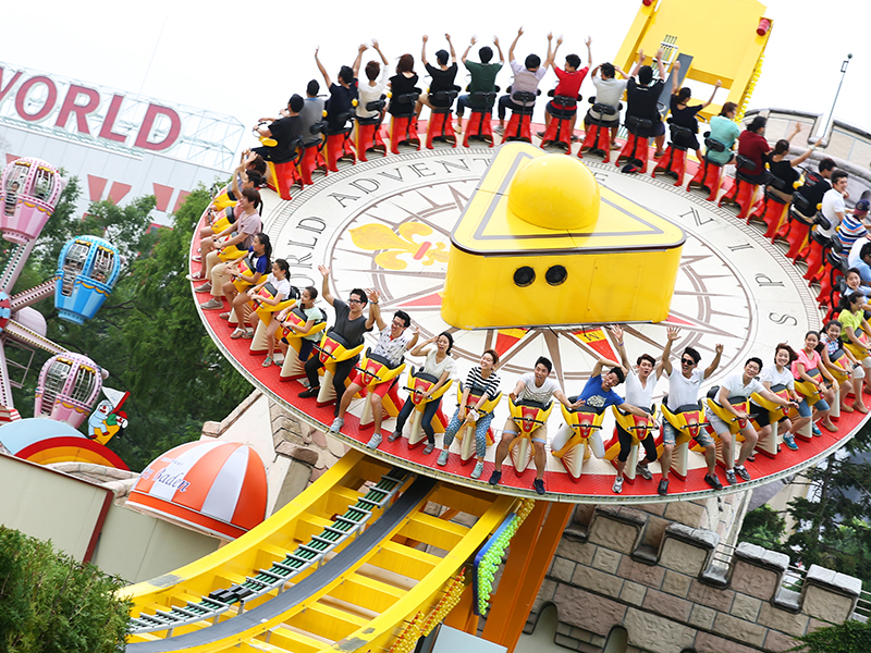 韓國樂天世界門票_LOTTE WORLD(含快速票MagicPass)在線預訂_韓遊網