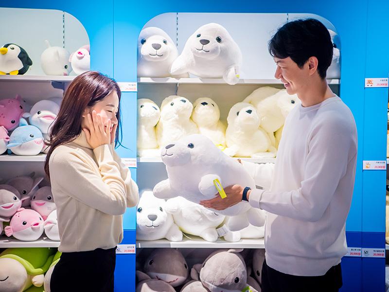 韩国釜山水族馆门票在线预订_SEA LIFE-韩游网