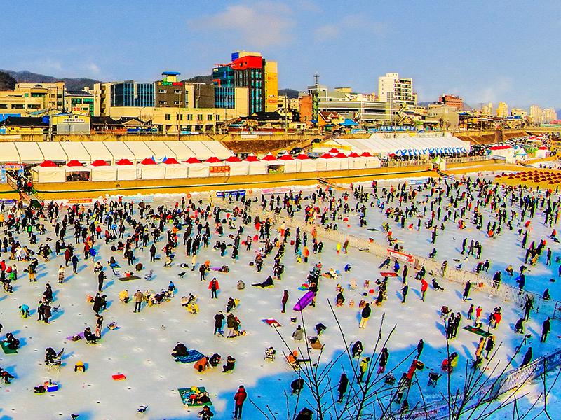 江原道洪川冬季鳟鱼庆典一日游_韩国冰钓_在线预订-韩游网