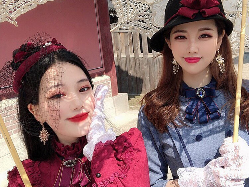阳光先生 开化时期复古服装-韩游网预订