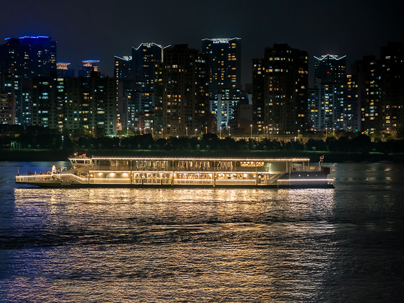 韩国首尔汉江游览船在线预订_韩游网