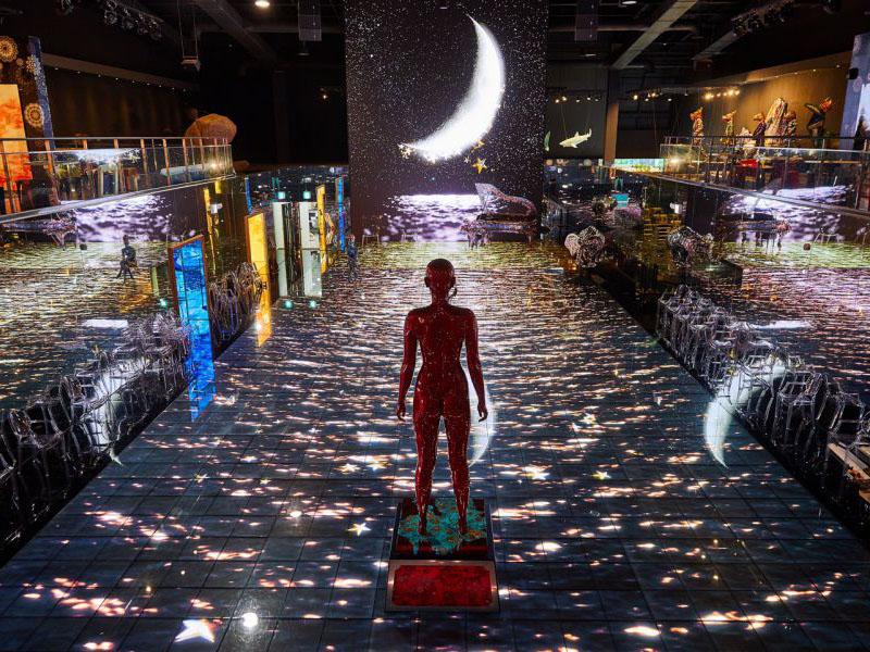 全新视觉艺术_釜山DAH完整的世界艺术展-韩游网在线预订优惠