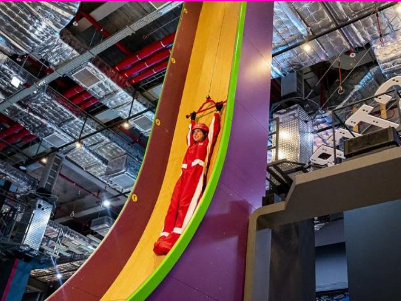 运动萌兽Sportsmonster主题乐园(安城店)在线预定优惠-韩游网