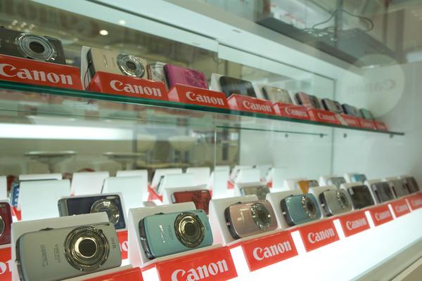 Canon佳能直营店7