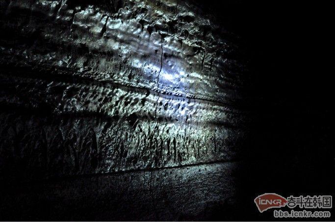 济州岛 万丈窟---长度居世界第一位的熔岩洞窟