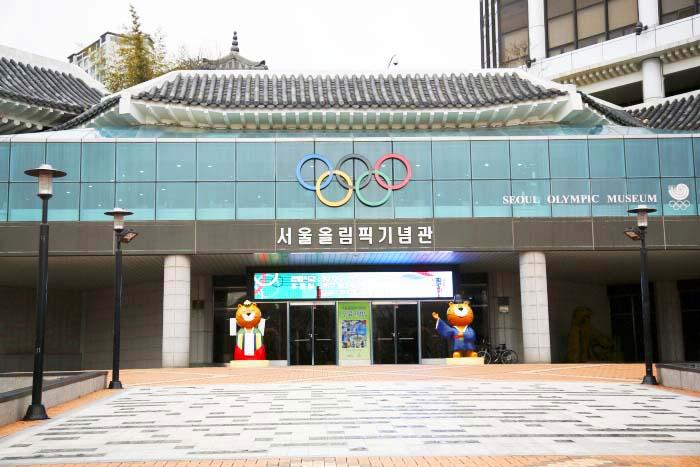 首尔奥林匹克纪念馆_韩国景点_韩游网