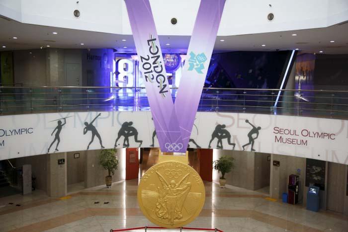 首尔奥林匹克纪念馆6