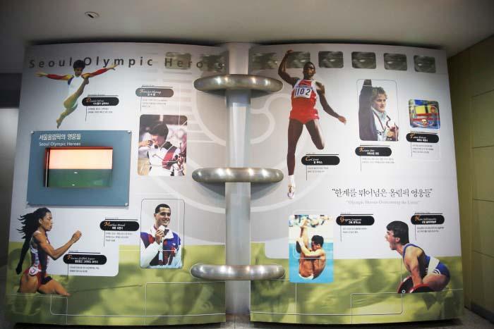 首尔奥林匹克纪念馆3