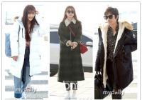 MAMA即将拉开帷幕,一起来看看韩星们的机场时尚吧!