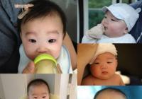 三胞胎婴儿时期照片,要不要这么奶萌啊!