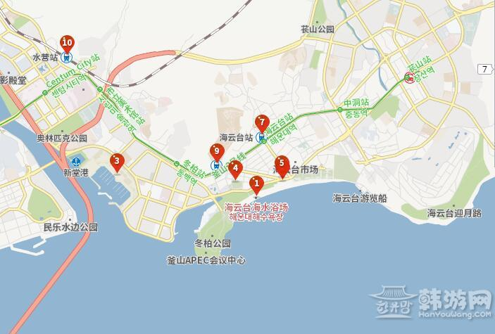 """韩国""""釜山海洋节""""2017"""