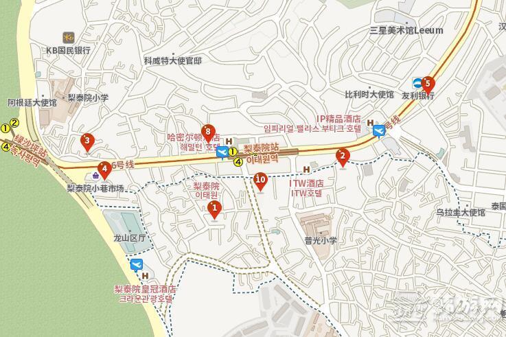 梨泰院 地图.jpg