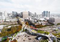 喧囂城市中的一片淨土 ——首爾路7017正式開放