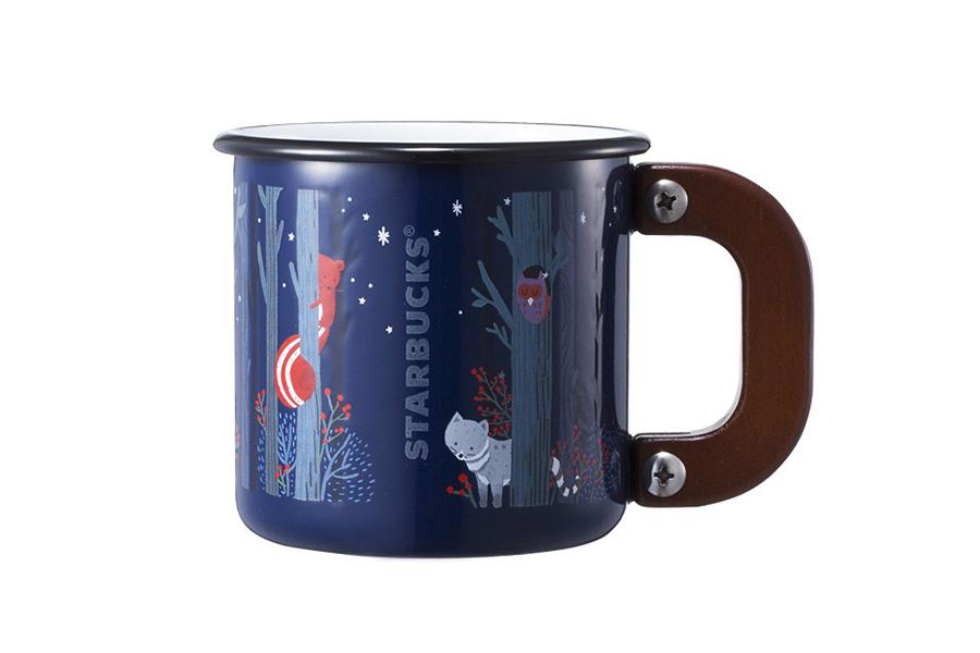 SS autumn woodland enamel mug 355ml.jpg