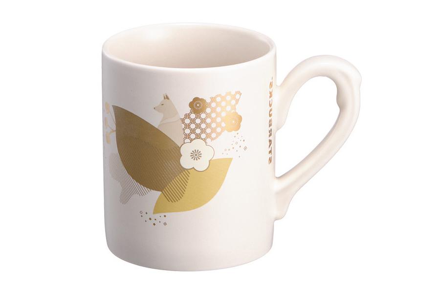 New year golden dog mug 237ml        13000.jpg