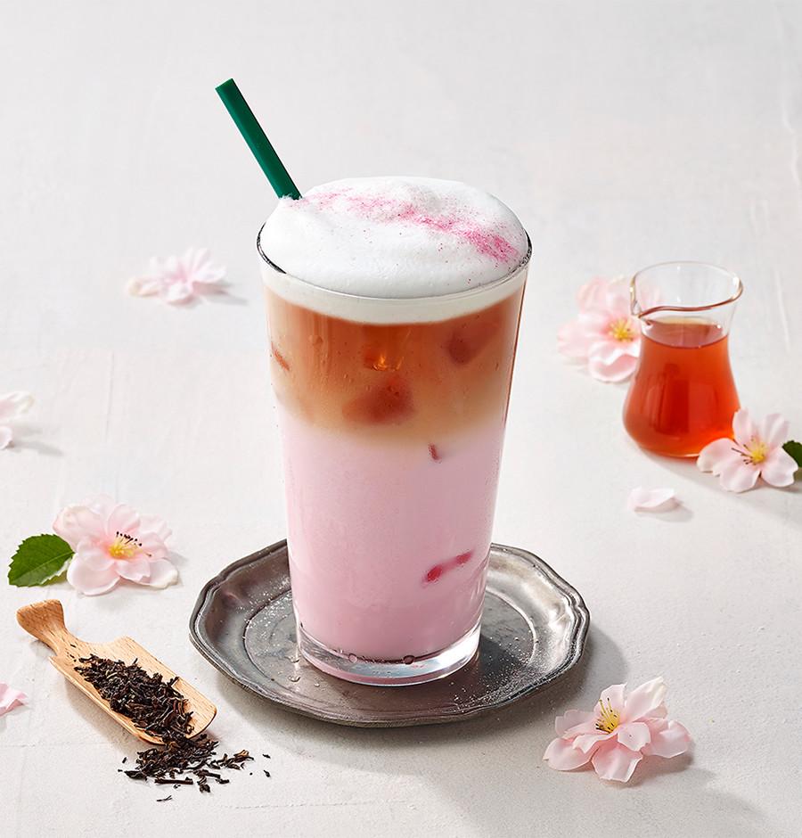 韩国星巴克2018限定樱花杯上市了 内含价格信息