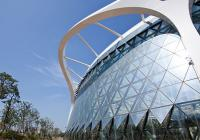 觀光新景點——首爾植物園進入試營業階段