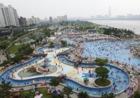 首尔夏季最佳避暑场所,汉江戶外游泳池、嬉水区即将开放