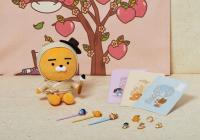 Kakao Friends韓國全州系列,6月25日免稅店首發!