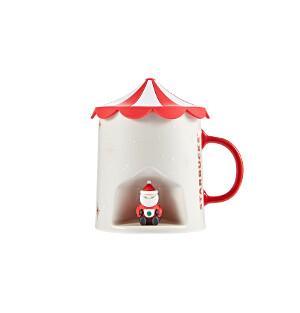 Holiday santa figure mug 355ml,24,000韩元.jpg