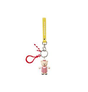 Candy cane bearista key chain,14,000韩元.jpg