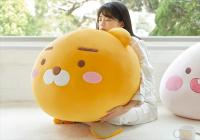 【KAKAO FRIENDS】超级疗愈的巨型Ryan & Apeach抱枕