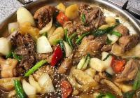 料理時間|韓國傳統料理安東燉雞做法趕緊get~