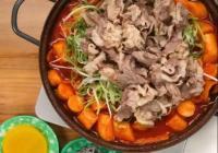 料理時間|香辣超下飯的韓國牛胸肉炒年糕的做法趕緊get~
