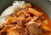 料理時間 學會這幾步,手殘黨也能輕鬆製作出泡菜湯哦!