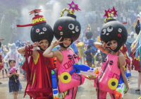 """京畿道""""2020 爱宝乐园夏季水上公园Summer Water Fun 庆典"""""""