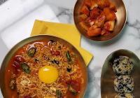 原來韓國人吃方便麪真不是隨便吃吃,太會了!