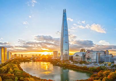 乐天世界塔Seoul Sky展望台