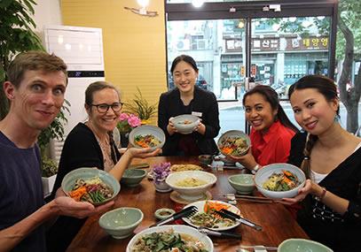五味料理教室体验