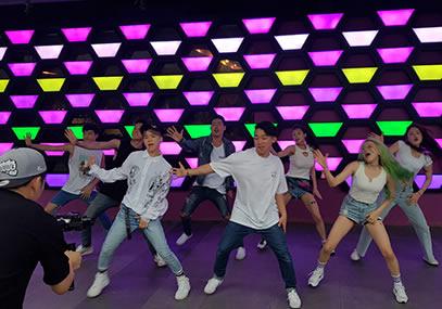 爱舞动kpop舞蹈体验课程