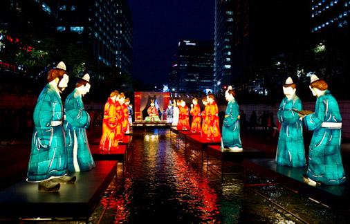 2019首尔彩灯节