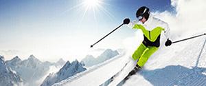 京畿道芝山滑雪场